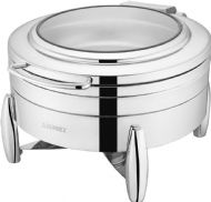 Verona Super Luxury Round Chafer 36 cm / 6.8 LTR